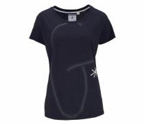Shirt 'Frior' blau