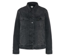Jeansjacke '90S Rider Jacket' grey denim