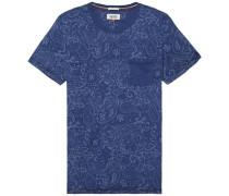 T-Shirt 'thdm CN T-Shirt S/S 38' blau