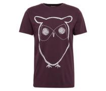 T-Shirt pflaume