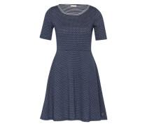 Kleid 'Lilybel' blau