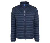 Steppjacke '4Seasons' dunkelblau