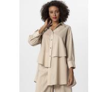 Oversize Bluse in elegant lässigem Style