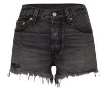 '501' Shorts schwarz