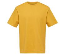 Oversize T-Shirt gelb