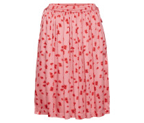 Rock 'Anemone Nor Skirt Aop' pink