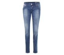 Stretch-Denim 'Touch 2' blue denim