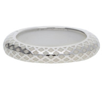 Fingerring 'Lattice' silber