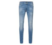 Jeans 'Malone' blau