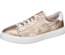 'Sidney' Sneakers gold