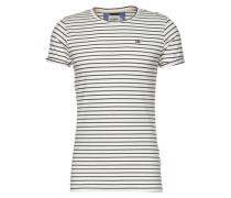 T-Shirt 'Shore' weiß