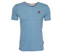 'Italienischer Hengst V' Shirt blau