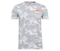 T-Shirt 'canaletto' grau