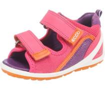 Sandalen 'biom' für Mädchen pink