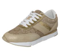 Sneaker 'Tea' gold