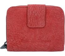 'Viola' Geldbörse 115 cm rot