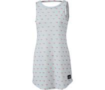 'strawberry Jammin II' Shirt azur / altrosa