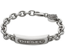 Armband »Foundry« silber