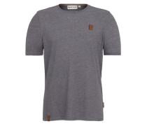 'Italienischer Hengst V' Shirt grau