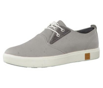 Sneaker 'Amherst Canvas Plain Toe Oxford A1A14' grau