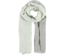 Leinen-Viskose Schal grau