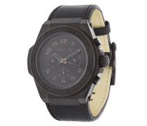 Armbanduhr 'cra040F222H' schwarz
