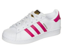 adidas Superstar Foundation Sneaker weiß