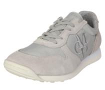 Sneaker Low hellgrau
