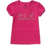T-Shirt für Mädchen pink