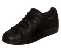 adidas Superstar Foundation Sneaker Kinder schwarz