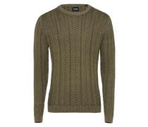Pullover 'onsHUGO' dunkelgrün