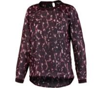Langarmbluse lila / pink