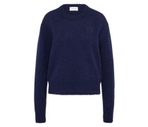Wollsweater 'anneli' navy