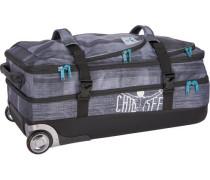 Sport 2-Rollen Reisetasche 71 cm grau / dunkelgrau