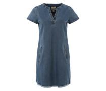 Jeans Kleid blau