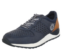 Low Sneaker 'Nico' blau