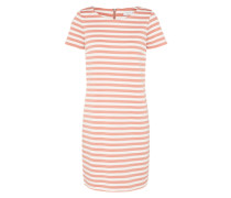 Jerseykleid 'VITinny New' rosa / weiß