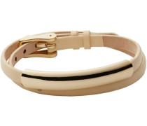Armband zum Wickeln 'Elin Skj0858710' creme / gold