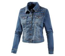 Jeansjacke blau