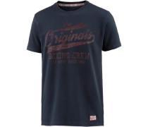 T-Shirt Herren navy