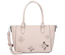 Handtasche 'Grace' 27 cm puder