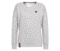 Female Sweatshirt 'Der Gesäß' grau