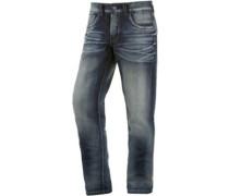 Altz Straight Fit Jeans blau