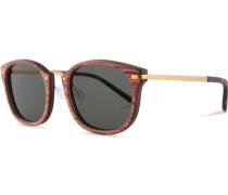 Sonnenbrillen Herrmann Rosewood braun