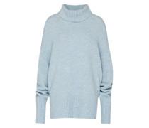 Oversized Pullover 'Meike' hellblau