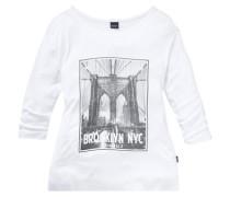3/4-Arm Shirt mit Fotodruck für Mädchen