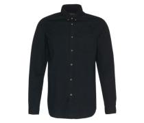 Hemd 'jorgavin Shirt LS Noos' schwarz