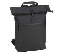 Rucksack / Daypack ' Courier Bags 3665 Matt Rubber '