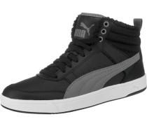 'Rebound Street V2 Fur' Sneakers schwarz