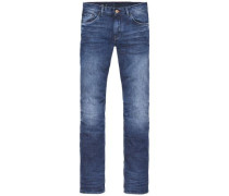 Jeans »Denton - STR Becket Vintage« blue denim